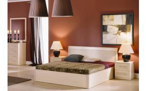 Кровать с подъемным механизмом