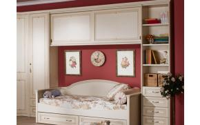 Кровать - диван с 2-мя ящиками 21.405