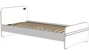 Кровать Calypso Wood 7BAA