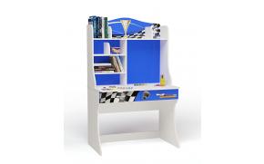 Стол с надстройкой Formula (синяя)