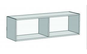 Полка открытая 2 секции A02-110