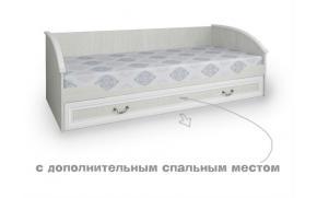 Кровать с дополнительным спальным местом Классика