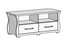 Тумба под ТВ с 2 ящиками Classic CT-02100Q