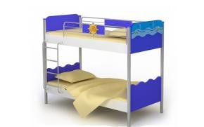 Кровать двухъярусная Ocean