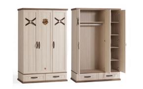 Шкаф 3-х дверный Royal