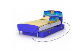Ящик выкатной большой для кровати Od-11-1