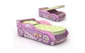 Кровать-машина Pink