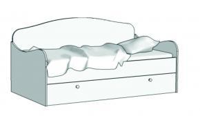 Кровать Диван (с ящиком на шариковых направляющих) KS-16Q