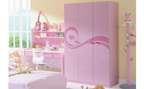 Шкаф для одежды 3-створчатый