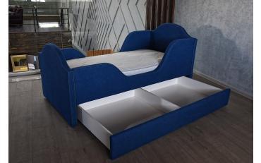 Детская мягкая кровать NEMO изображение 3