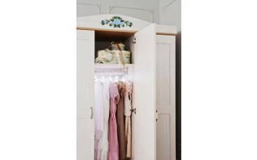Шкаф 3-х дверный Flora (1001) изображение 11