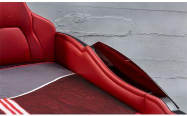 Кровать-машина Champion Racer GTI 90х195 (1331) изображение 4