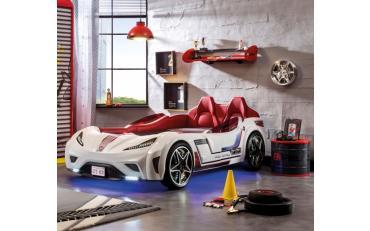 Кровать-машина Champion Racer GTI 90х195 (1332) изображение 4