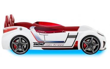 Кровать-машина Champion Racer GTI 90х195 (1332) изображение 8