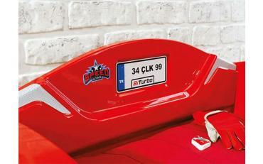 Кровать-машина Champion Racer BiTurbo 90х195 (1334) изображение 4