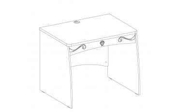 Письменный стол Princess (1101) изображение 7
