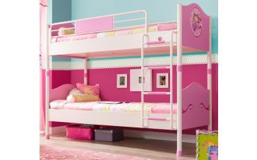 Кровать 2-х ярусная Princess 90х200 (1401) изображение 5