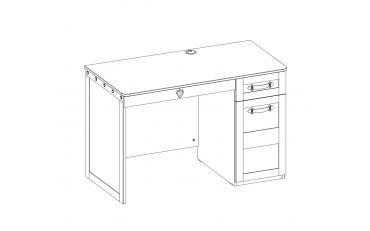 Письменный стол Pirate (1101) изображение 11