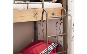 2-х ярусная кровать Pirate (1401) изображение 6