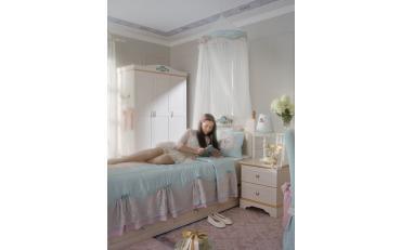 Кровать Flora L 100*200 (1321) изображение 2