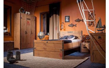 Кровать Pirate XL (1315) изображение 2
