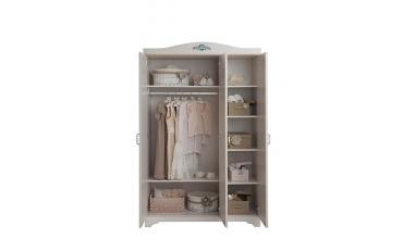 Шкаф 3-х дверный Flora (1001) изображение 3