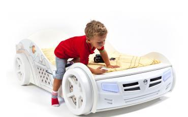 Кровать машина Bears изображение 4