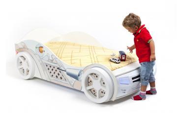 Кровать машина Bears изображение 3