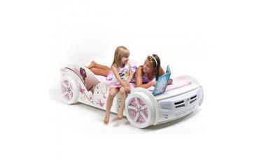 Кровать машина Фея изображение 5