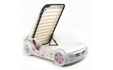 Кровать машина Фея изображение 4