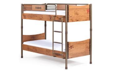 2-х ярусная кровать Pirate (1401) изображение 1