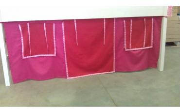Шторы для кровати-чердака изображение 3
