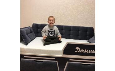 Кровать ФЕЯ для мальчика изображение 2