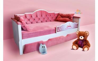 Кровать ФЕЯ двухместная изображение 1