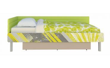 Кровать Slash Флора 80*190