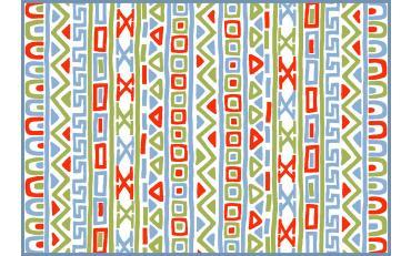 Детский развивающий ковер Sorona Joyful Aztec