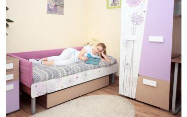 Кровать Slash Одуван 80*190 изображение 3