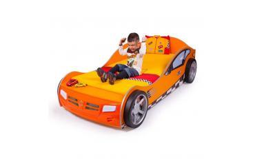 Кровать машина Champion (оранжевая) изображение 2