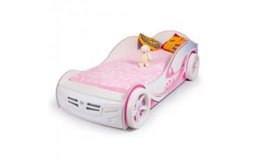 Кровать машина Princess изображение 1