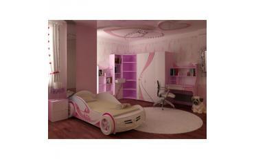 Кровать машина Princess изображение 4
