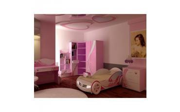 Кровать машина Princess изображение 6