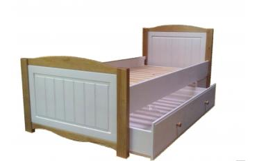 Кровать Милано с ящиком выкатным изображение 5