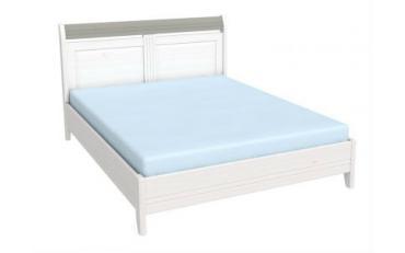 Кровать без изножья 140*200 Бейли