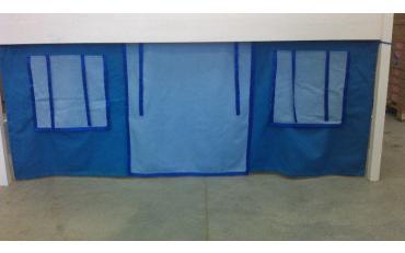 Шторы для кровати-чердака изображение 5