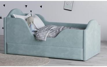 Детская мягкая кровать NEMO