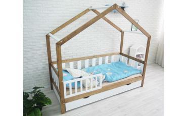 Кровать-домик Хома 9 Wood