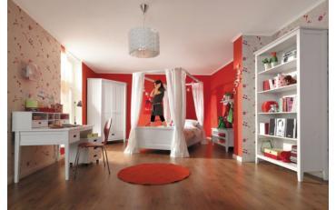 Кровать Сиело с надстройкой изображение 4
