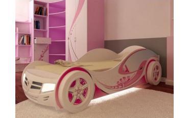 Кровать машина Princess изображение 8