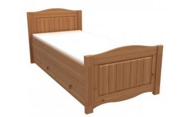 Кровать Милано с ящиком выкатным изображение 6