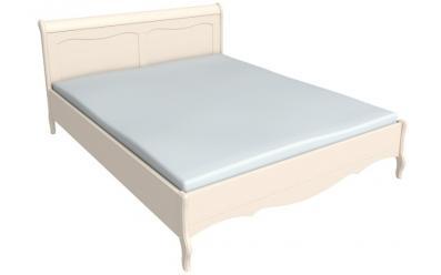 Кровать 160*200 Лебо (бежевый воск) 55711